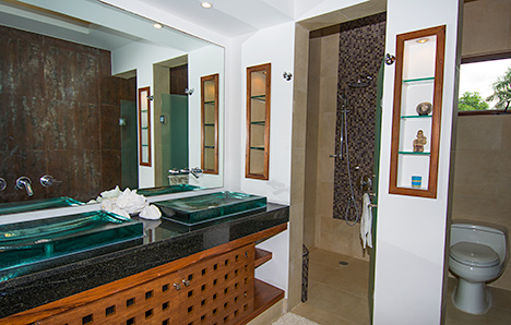 Texana Akumal vacation rental villa
