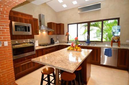 Texana kitchen Akumal Sur