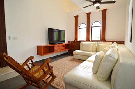 Texana living room