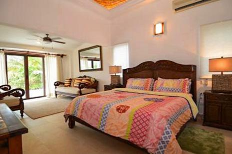 Texana Master bedroom 1