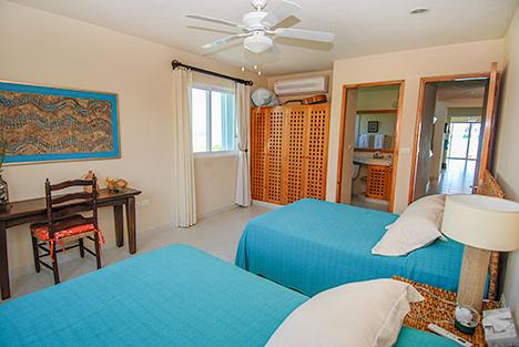 bedroom Villa Turquesa South Akumal vacation rental