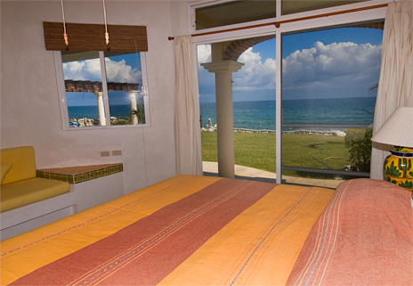 Bedroom #1 Twin Palms Akumal vacation rental property