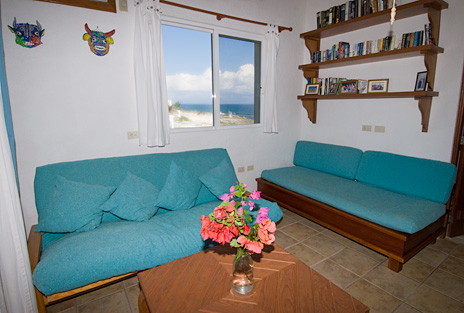 Studio has a double futon at Twin Palms vacation rental property in Akumal