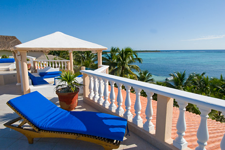 Rooftop view  of Yardena Soliman Bay Luxury Vacation Rental Villa