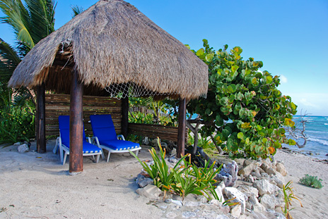 Zen del Mar Akumal Mexico vacation rental villa